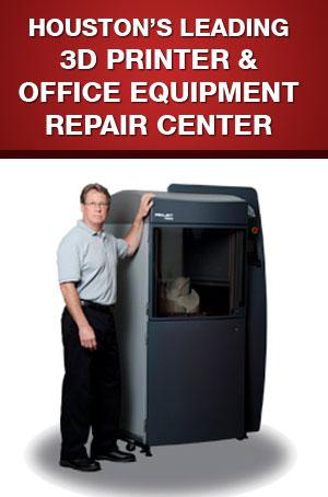 Houston's Leading Office Equipment Repair Center