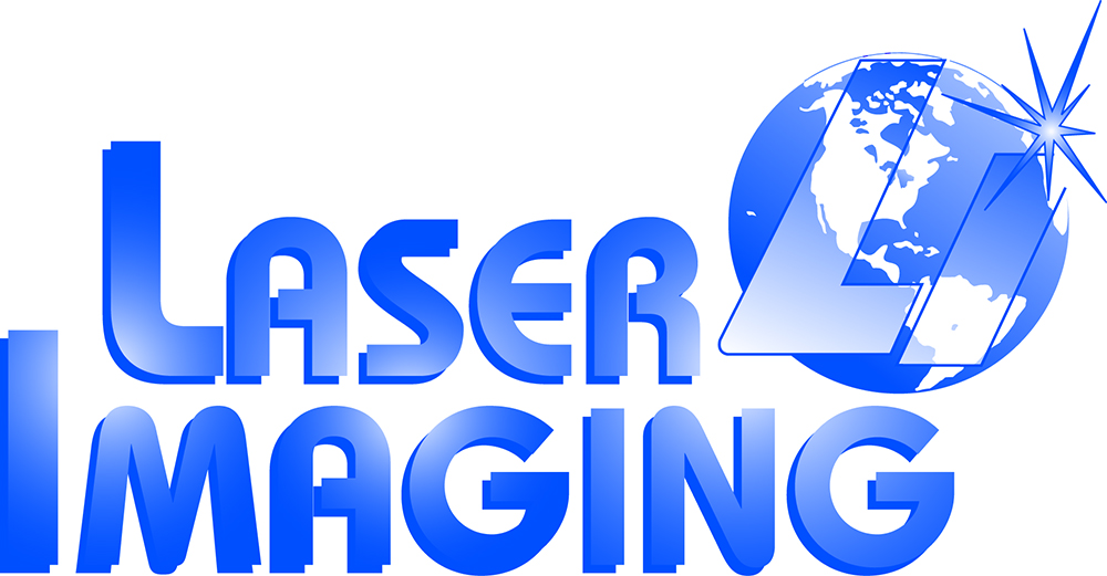Laser Imaging Website Logo