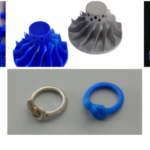 Jewelry Wax Pattern 3D Printing