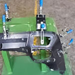 Plastic Mold Injected Tools Jigs Fixtures