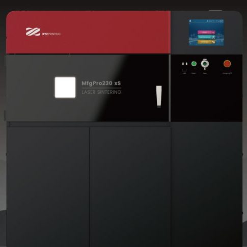 XYZ Printing MfgPro230 xS Reseller Sales