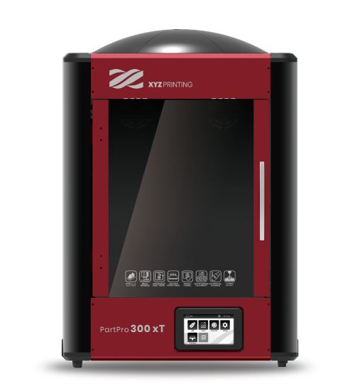 XYZ Printing PartPro300 xT Reseller Sales
