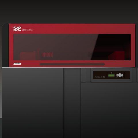 XYZ Printing PartPro350 xBC Reseller Sales